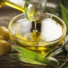 L'huile d'olive et l'huile d'argan
